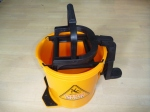 full plastic mop bucket, prison cleaning products auckland, jail cleaning supplies Auckland