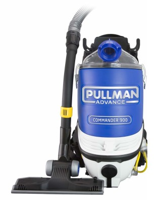 Pullman backpack vacuum Commander 900, backpack vacuum nz, commercial backpack vacuum nz, vacuum