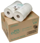 Auckland's best price consumables, eco friendly mini jumbo rolls, junior jumbo rolls , tork mini jumbo rolls, baywest toilet rolls
