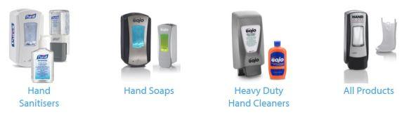 gojo products nz, gojo hand soap nz, gojo soap nz