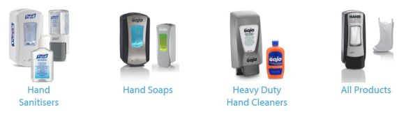 gojo products nz, gojo hand soap nz, gojo soap nz