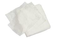White Bin liner rubbish bag