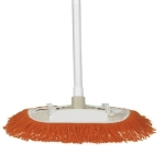 Polimate polish mop and refills, flat mop