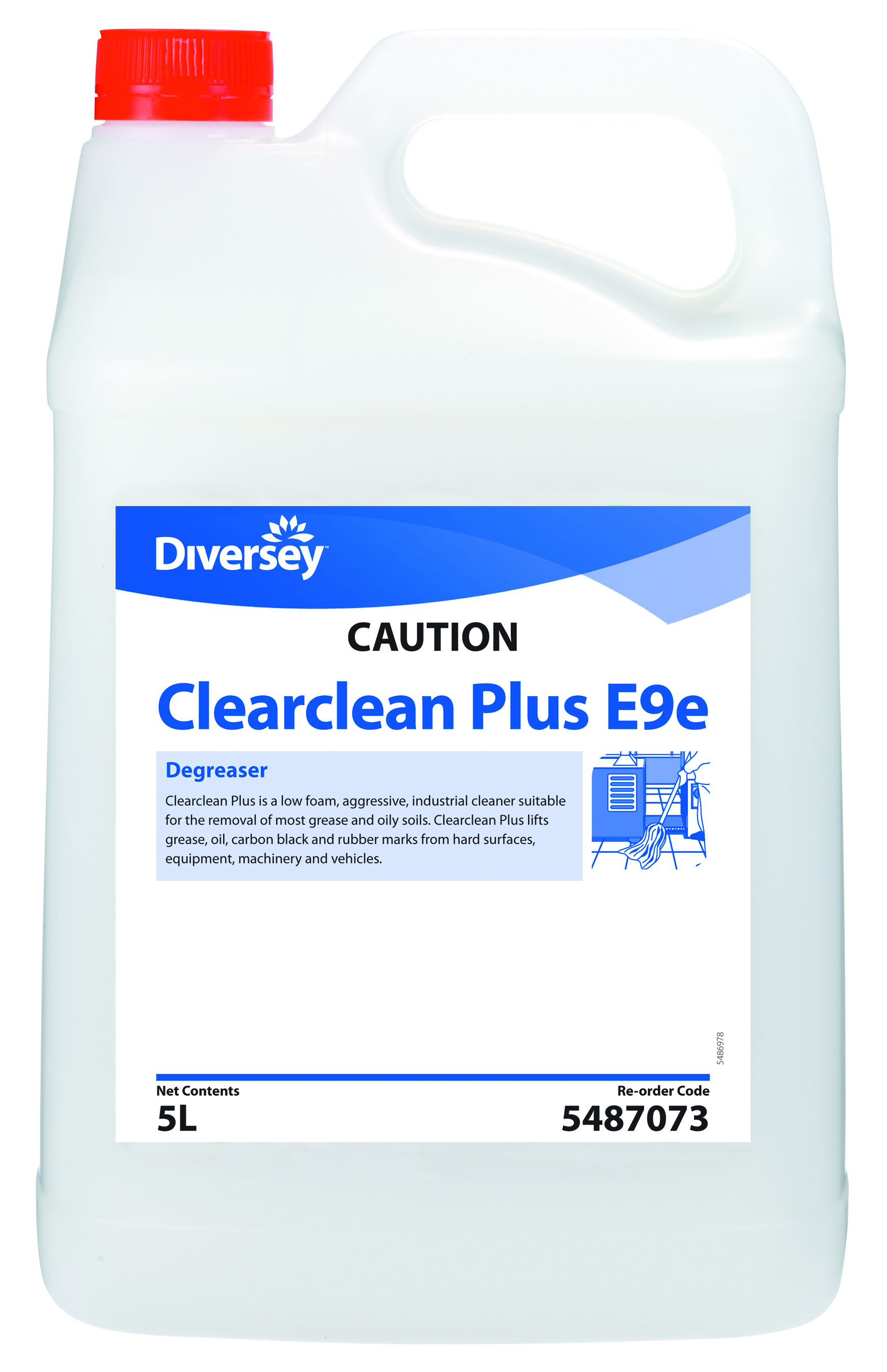 Diversey Innoway Cleaning Supplies