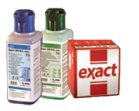Diversey Exact, Diversey Exact products, Diversey Exact system