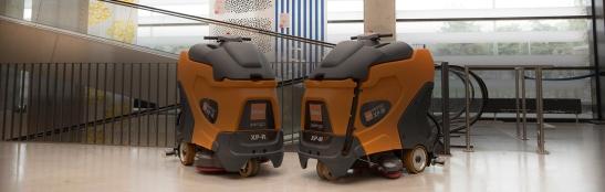 Diversey floor care machine, Diversey Taski machinese
