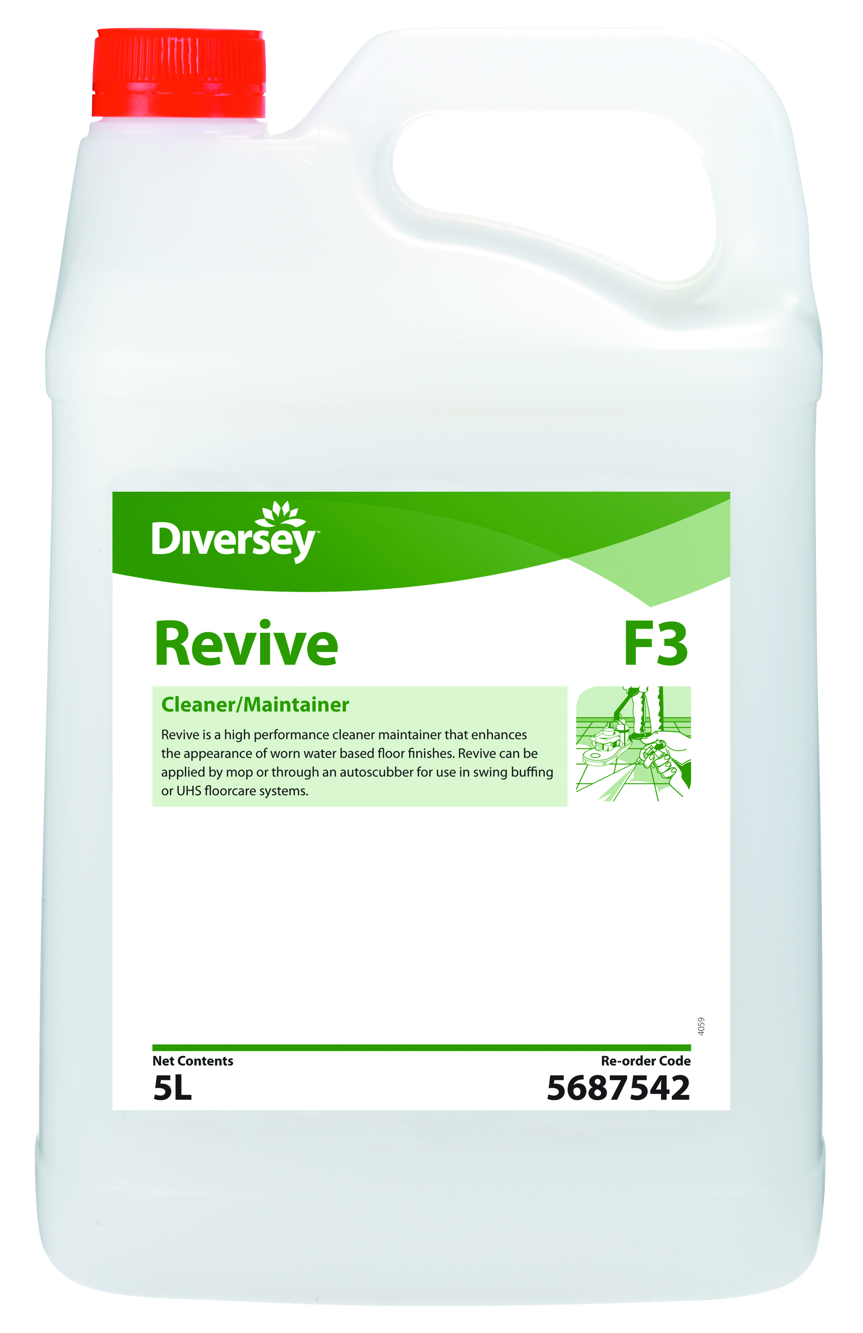 Diversey Chemicals Innoway Cleaning Supplies