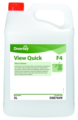 Diversey View Quick Floor Care 5 Litre