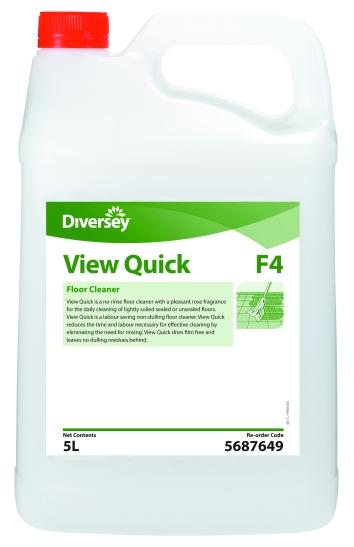 Diversey View Quick Floor Care 5 Litre