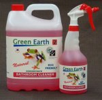 Green Earth Bathroom Cleaner 5 litre, green earth chemicals, eco friendly chemicals, environmentally friendly chemicals