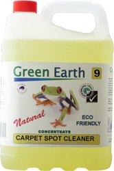 Green Earth Carpet Cleaner 5 litre, Green Earth chemicals, carpet cleaner, eco friendly carpet cleaner