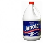 Janola toilet cleaner, Janola bleach