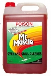 Mr Muscle Oven and Grill Cleaner, heavy duty oven and grill cleaner