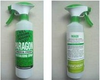 Paragon Neutralising Spray 500ml