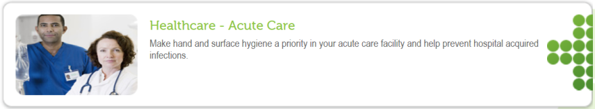 Kimberly Clark Health Care - Acute Care