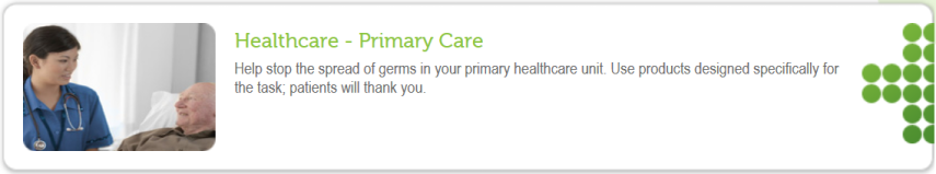 Kimberly Clark Health Care - Primary Care Hospital Care