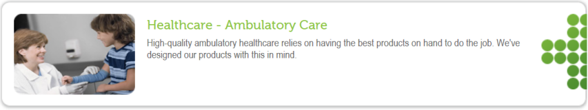 Kimberly Clark Healthcare - Ambulatory Care