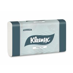 Kimberly Clark Kleenex compact hand towel 4440, kimberly clark compact hand towels, kleenex compact hand towels