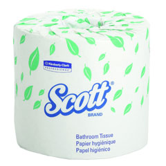 Scott toilet tissue 500 sheets 48040