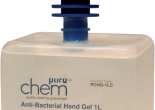 PURECHEM WATERLESS HAND GEL 1L CTRG X6