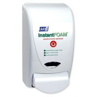 deb instant foam hand sanitiser, BioCote combats bacterial & mould growth