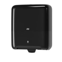tork matic hand towel roll dispenser black