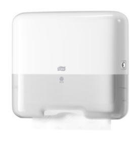 tork singlefold mini hand towel dispenser white