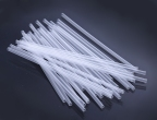 clear straight straws