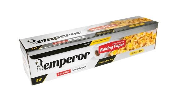 Emperor Baking Paper - 45cm x 100m