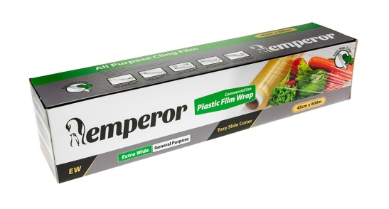 Emperor Cling Wrap 450mm x 600m