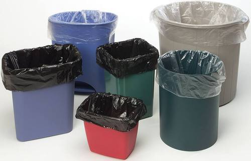 rubbish bag wholeseller, rubbish bag supplier Auckland, bin liner manufacturer NZ