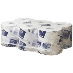 tork 2306898, tork soft mini jumbo toilet roll, tork T2 refills, tork mini jumbo toilet paper advanced