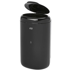Tork B3 Mini Toilet Rubbish Bin 5L Black 564008