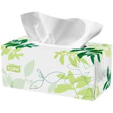 Tork F1 Extra Soft Facial Tissue Large 2170303