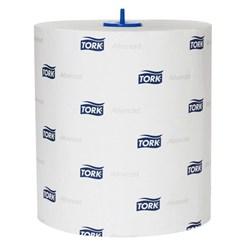 Tork Hand Towel Roll, Tork H1 Matic Advance Hand Towel Roll 2ply White 290067, Tork H1 advanced hand towel roll