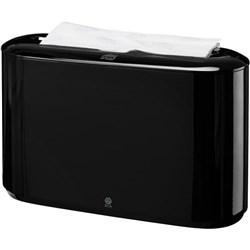 Tork Counter Top Hand Towel Dispenser, Tork H2 Xpress Countertop Hand Towel Dispenser 552208 Black, tork black tabletop hand towel dispenser