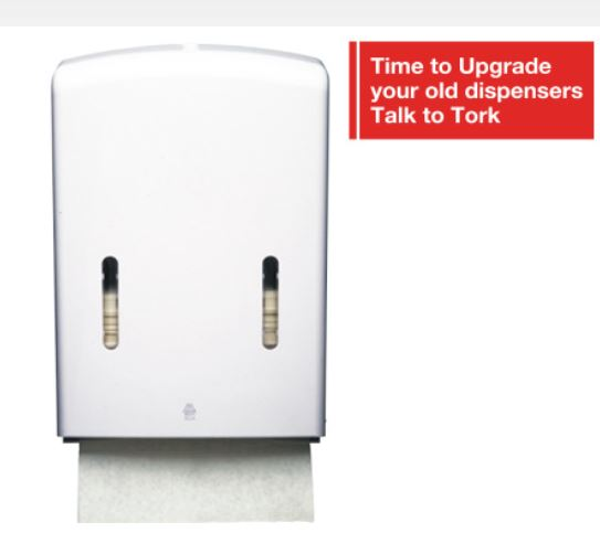 Tork H3 Single Fold Hand Towel Dispenser 0000777, tork hand towel dispenser large