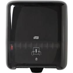 Tork Sensor hand towel dispenser, Tork Matic Hand Towel Dispenser black 551008, tork hand towel roll dispenser 551008