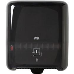 Tork Hand Towel Dispenser, Tork Matic Sensor Paper Roll Dispenser 551108 black, tork sensor hand towel roll dispenser black
