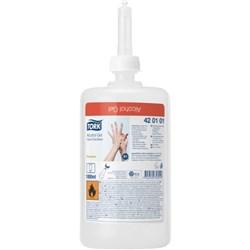 Tork S1 Premium Alcohol Hand Sanitizer Gel 420101 1L