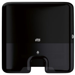 Tork Xpress hand towel dispenser, Tork Xpress H2 Multifold Mini Hand Towel Dispenser Black 552138, tork mini hand towel dispenser black