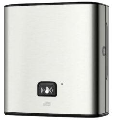tork stainless steel hand towel roll dispenser, tork stainless steel dispenser H1